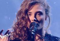 The Voice : Maëlle hypnotisante sur « Diego, libre dans sa tête »