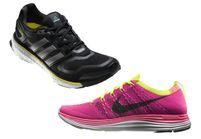 On court acheter des nouvelles running shoes !