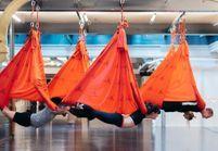 AntiGravity ou Fly yoga : les nouvelles activités qui vont vous faire planer