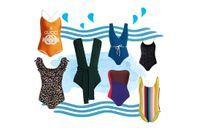 20 maillots de bain une pièce pour un corps de naïade