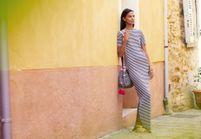 L'instant mode : le plein été de Liya Kebede sur theoutnet
