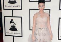 La robe musicale de Katy Perry aux Grammy Awards
