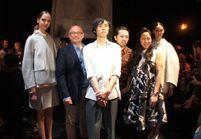 Le gagnant du festival de Hyères est un Japonais qui vit à Paris