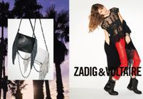 Making of : Freja Beha sublime pour Zadig & Voltaire