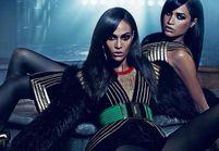 #PrêtàLiker : quand les sœurs Smalls, Hadid et Jenner posent pour Balmain