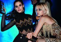 L'instant mode : Pyper America Smith et Sara Sampaio enflamment la piste pour Elisabetta Franchi