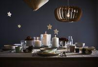 Un centre de table de Noël pour une déco magique !