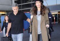 George et Amal Clooney attendent des jumeaux, c'est confirmé !