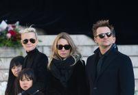 Héritage de Johnny : la réponse sèche de Laeticia Hallyday à David et Laura Smet
