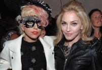 Lady Gaga et Madonna : elles enterrent la hache de guerre