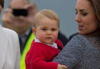 Le prince George à la une pour son anniversaire