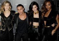 Kendall, Gigi et Jourdan, stars du défilé Balmain x H&M !