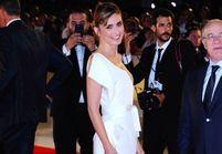 Julie Gayet, star du tapis rouge de la Mostra de Venise