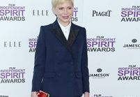 Michelle Williams, actrice la plus stylée aux Independent Spirit Awards
