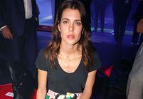 Charlotte Casiraghi, star des premiers rangs de la Fashion Week de Milan