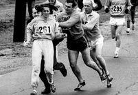 Il y a cinquante ans, Kathrine Switzer devenait la première femme à courir le marathon de Boston