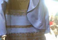 La robe qui fait débat : et vous de quelle couleur la voyez-vous ?