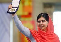 Le discours percutant de Malala lors de sa remise du prix Nobel