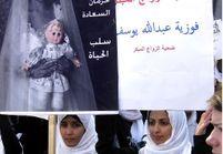 Mariée de force, une Yéménite de 8 ans serait décédée
