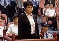 Peine de mort avec sursis pour la «Jackie Kennedy chinoise»