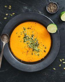 Que boire avec une soupe ?