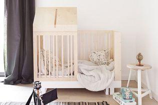 Un lit cabane pour une chambre d'aventurier !