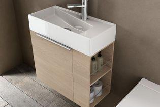 meubles et accessoires de salle de bain elle d coration. Black Bedroom Furniture Sets. Home Design Ideas