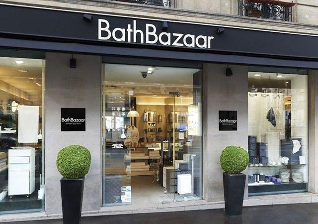 bath bazaar elle d coration. Black Bedroom Furniture Sets. Home Design Ideas