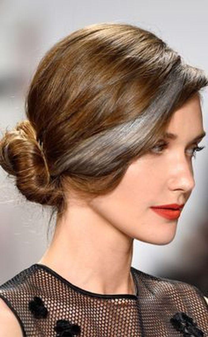 Coiffure Mariage Invitée : coiffure mariage invit e chignon 40 coiffures de mariage ~ Melissatoandfro.com Idées de Décoration