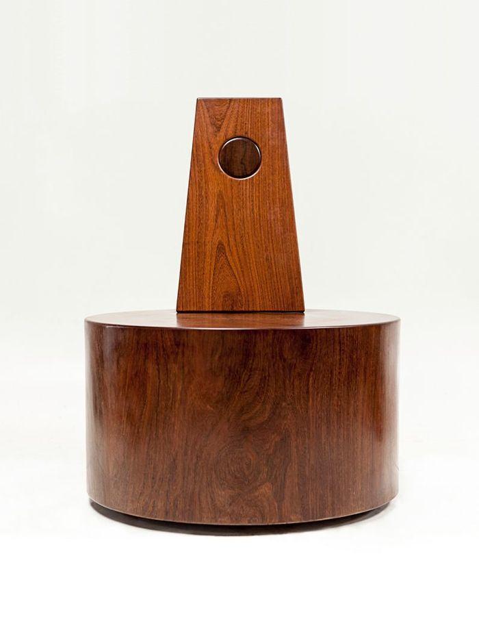 Chaise design pièce unique