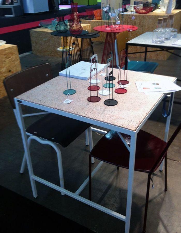 Les tables en marbre Serax
