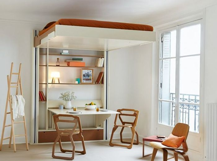 Comment décorer un petit appartement sans l\'encombrer ? - Elle ...