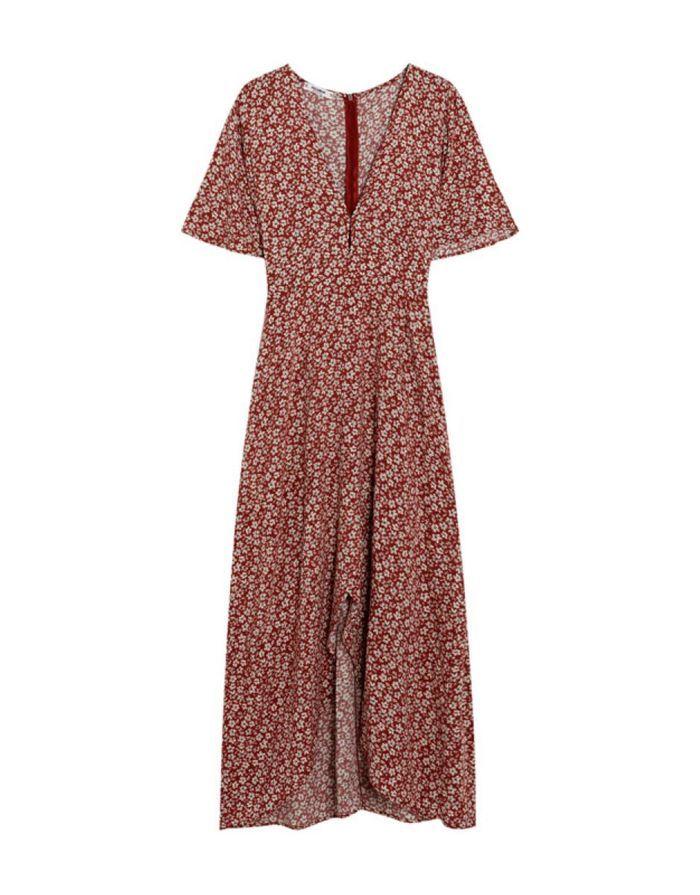 Robe longue Pull & Bear