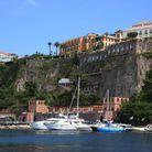 La côte Amalfitaine, en Italie