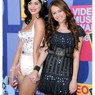 Katy Perry fut l'une des choristes de Miley Cyrus