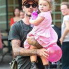 Harper, la fille de David et Victoria Beckham.